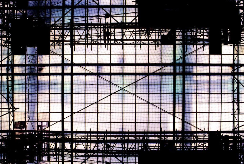Jose Manuel Ballester-ESTRUCTURA 3-2005 90x135 cm