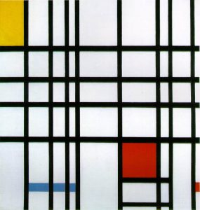 Mondrian blog art contemporain
